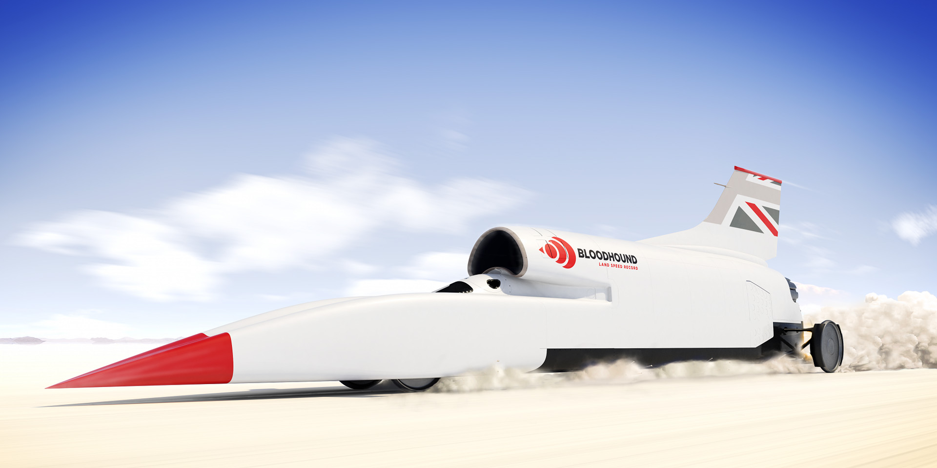Bloodhound Land Speed Record
