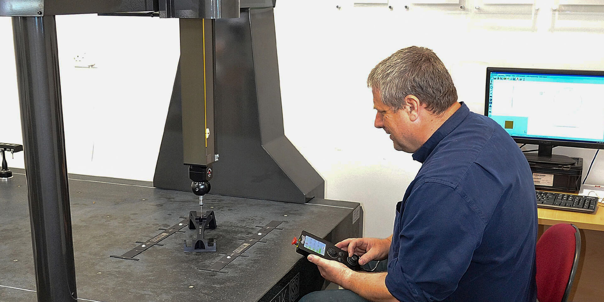 Helix Precision Machining CMM