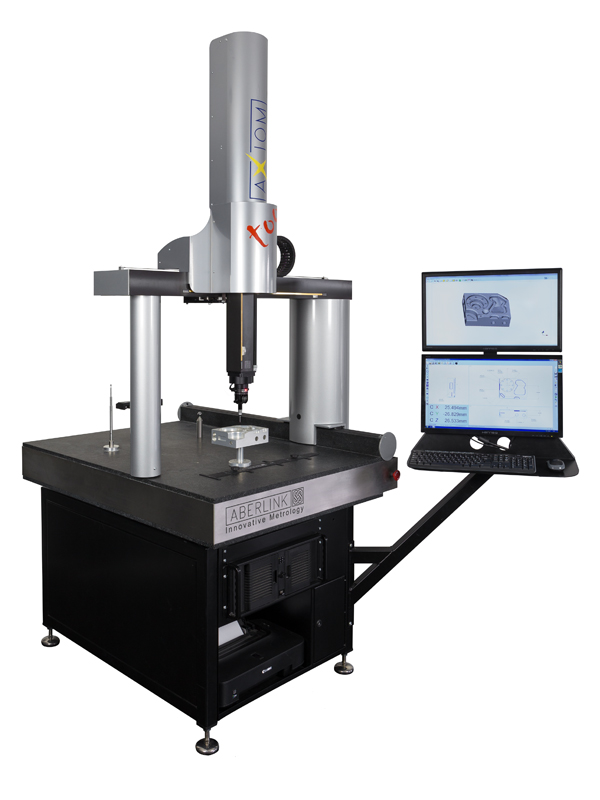 Axiom too CNC CMM