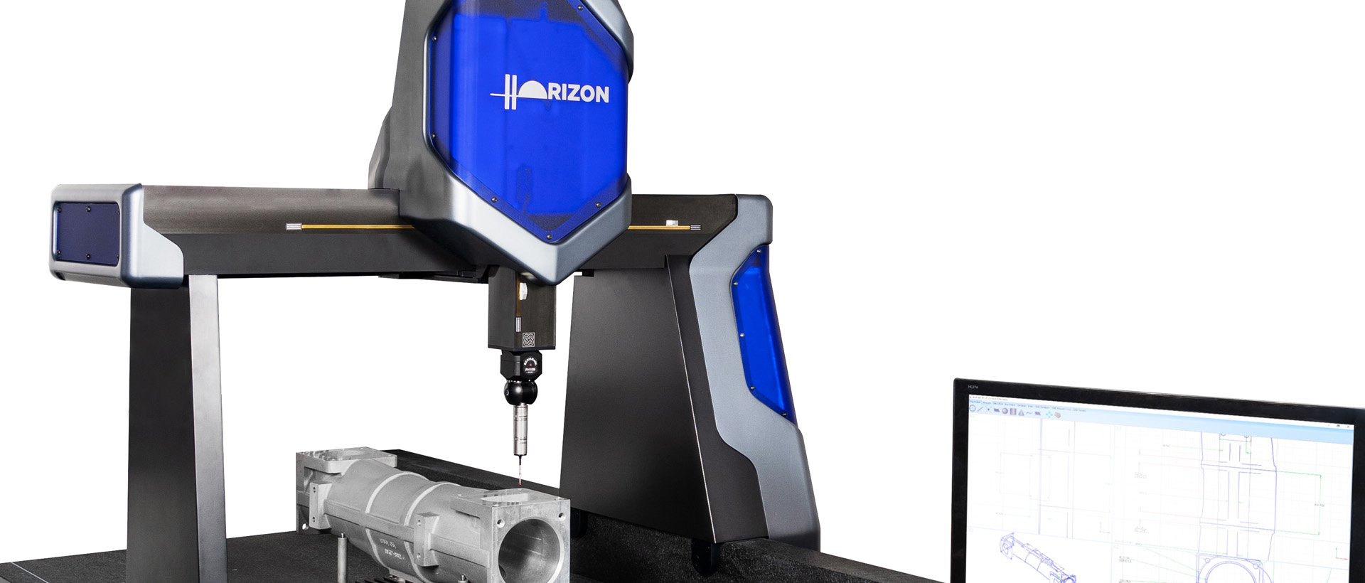 Horizon CMM - Linear Drive Revolution